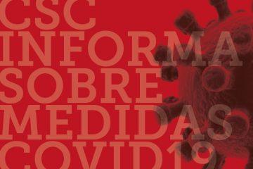 Comunicado 3-2020: Sobre Medidas Covid-19 Lunes 16/03 (ACTUALIZADO)
