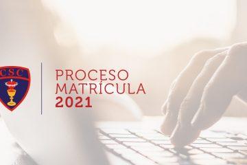 ACTUALIZADO: Proceso de Matrícula 2021