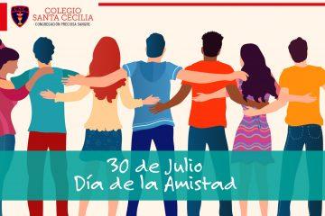 Efemérides: 30 de Julio Día Internacional de la Amistad