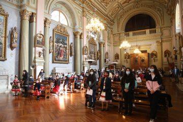 Misa a la Chilena y Actividades de Fiestas Patrias